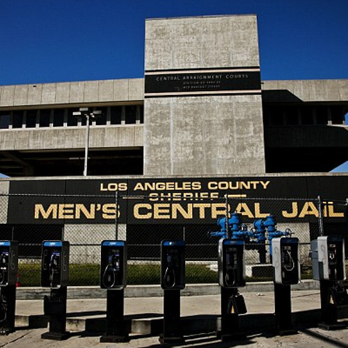 yes, you can vote from jail here