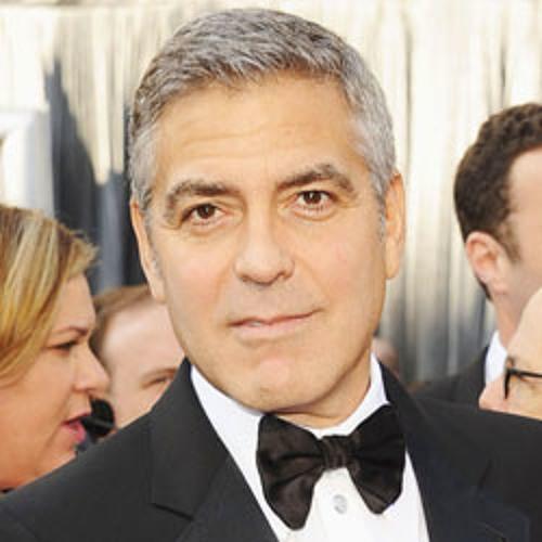 George Clooney, Feb 28, 2012