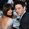 Lea Michele & Cory Monteith, Jun 21, 2012
