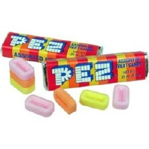 Because Pez Said (This one's for you Mr. Perry ;) )