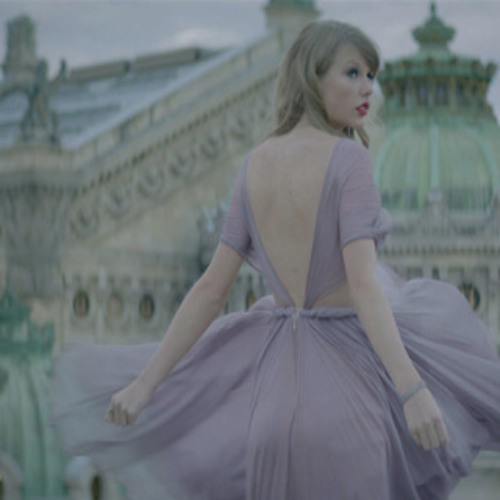Begin Again by Taylor Swift.