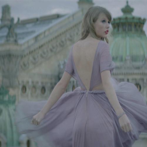 Begin Again by Taylor Swift.