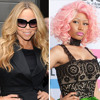 Mariah Carey vs. Nicki Minaj?, Oct 03, 2012