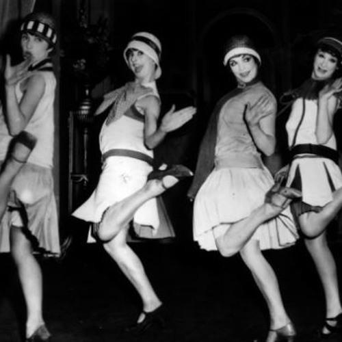 Des Modus -  putting on the ritz - Fred Astair Circa 1929