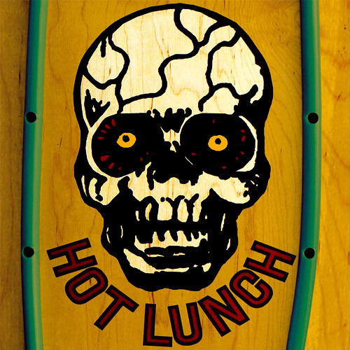 Hot Lunch - Gold Lyre
