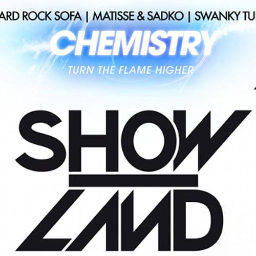 Chemistry (Jerry Rekonius Private Halloween Intro)