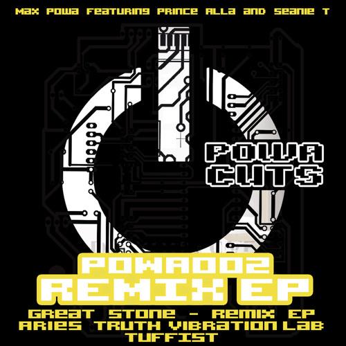 Max Powa ft. Prince Alla & Seanie T - Great Stone - Vibration Lab Remix - Clip