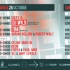 CELINE MODIIN Set Before DJ W!LD &  TINI  @ PARTY  INOX Oct 26th  2012