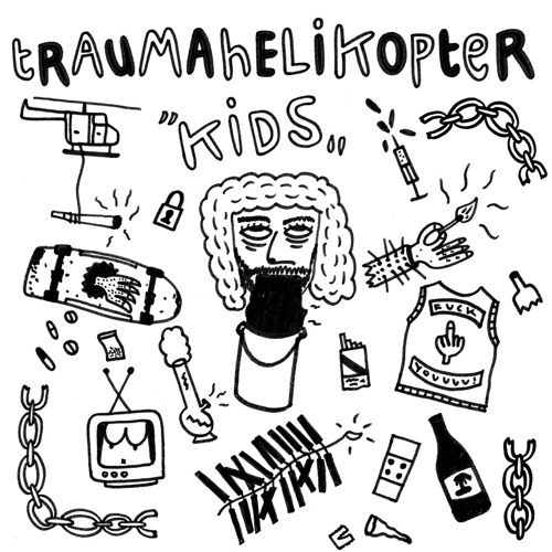 traumahelikopter - Kids/Bad Day