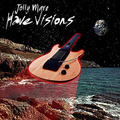 "Jolly Mare - Have Visions EP (Sampler) 12"" out 28th January 2013"