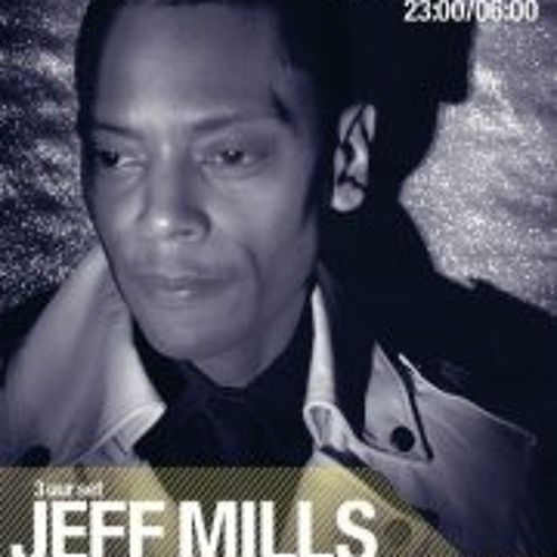 Paul Boex Live at Club Poema invites Jeff Mills (5-10-2012)