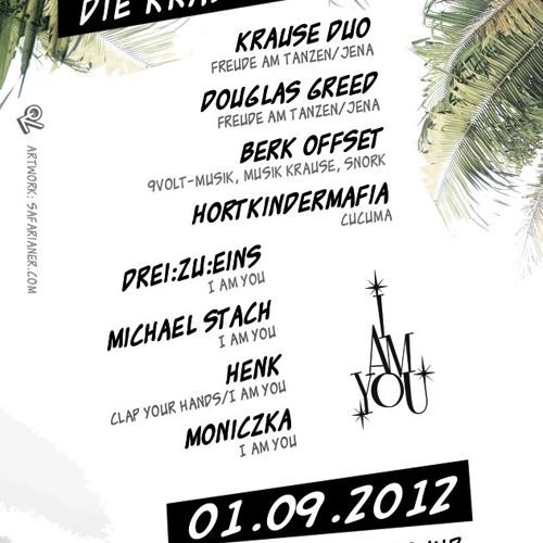 Berk Offset - live @ Suicide Circus Berlin (2012-09-01)