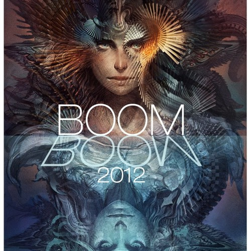 Bird of Prey-Live @ Boom Festival 2012