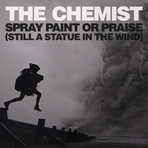 Spray Paint or Praise (still a statue in the wind)
