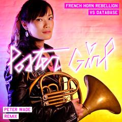 French Horn Rebellion vs. Database - Poster Girl (Peter Wade Remix)