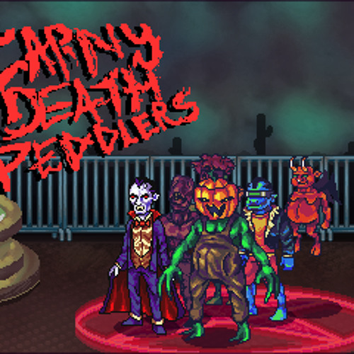 Carny Death Peddlers Soundtrack:  Boss Battle