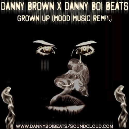 *BONUS* Danny Brown - Grown Up Prod. by Danny Boi Beats (Mood Music Remix)