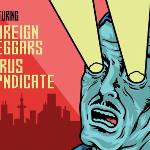"""Son Of Kick """"EOW ft. Foreign Beggars & Virus Syndicate (Starkey Remix)"""" - Out Now on SMOG"""