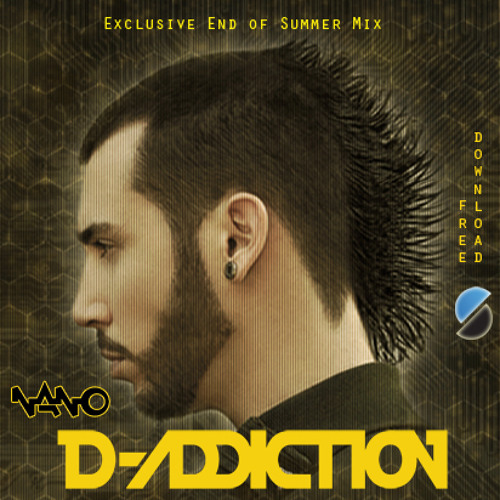 D-Addiction - End of Summer - Live Mix - Free Download
