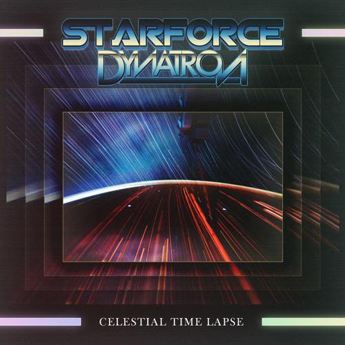 STARFORCE & DYNATRON - Celestial Time Lapse