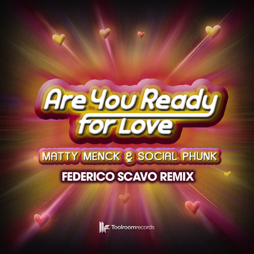 Matty Menck & Social Phunk - Are You Ready For Love (Federico Scavo Remix) - out on 05.11.2012