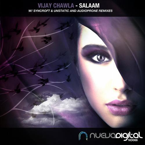 Vijay Chawla - Salaam (Audioprone Remixes)