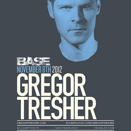 Gregor Tresher - West Coast Tour Promo Mix 2012