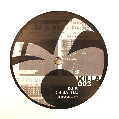 DJ K - Dis Battle