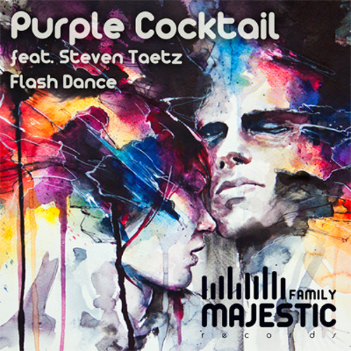 Purple Cocktail feat. Steven Taetz - Flash Dance (DISCOTEK Remix)