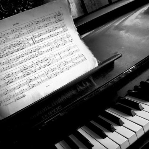 Sur un air de piano