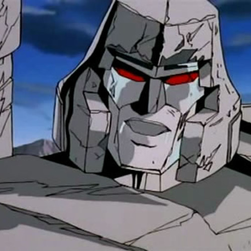 Megatron - your leader !!!
