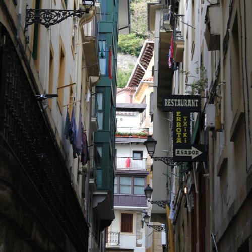 Un paseo por la parte vieja de San Sebastián