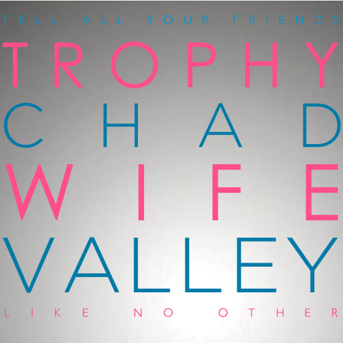 Trophy Wife - Like No Other