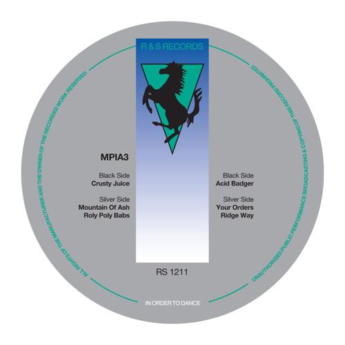 MPIA3 - Ridge Way