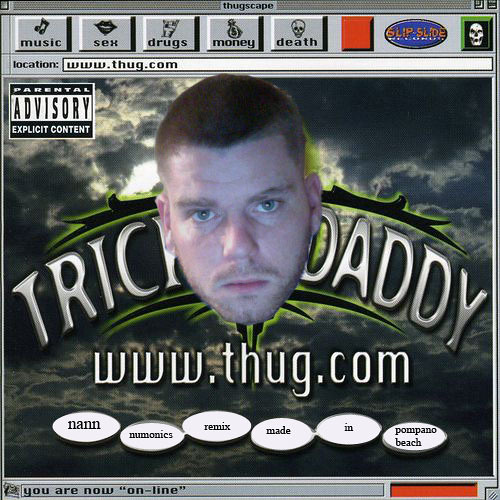 Trick Daddy ft Trina - Nann (Numonics RMX)