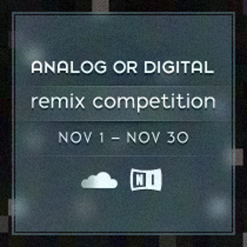 Analog or Digital Remix Stems