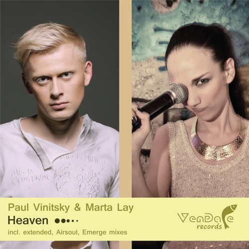 #056 Paul Vinitsky & Marta Lay - Heaven (Airsoul Remix)