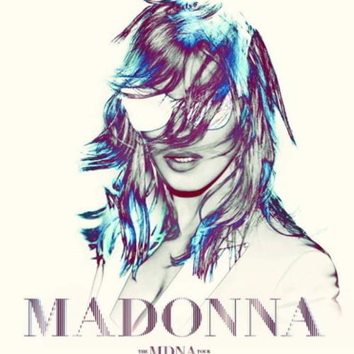 MiSha Skye - Live @ MDNA TOUR (Full Mix)