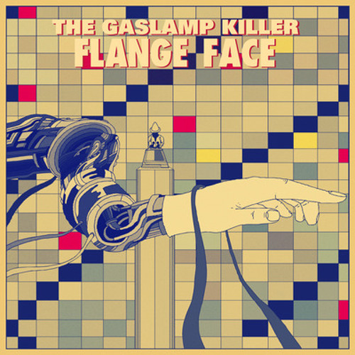 The Gaslamp Killer - Flange Face (with Miguel Atwood-Ferguson)