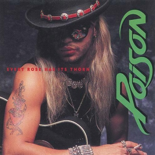 Bret Michaels Every Rose Has Its Thorn Acoustic FEMALE COVER
