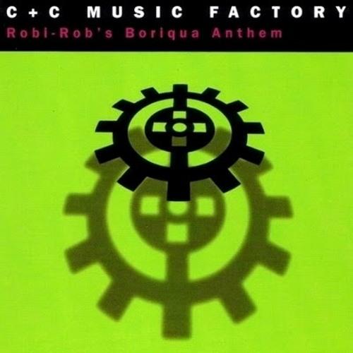 C&C Music Factory - Boriqua Anthem -- Dj Asma Van Buuren Remix--GDL2012--