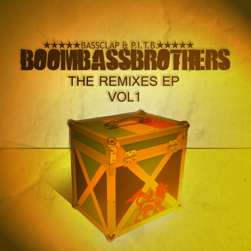 BoomBassBrothers - The Remixes EP (Free download)