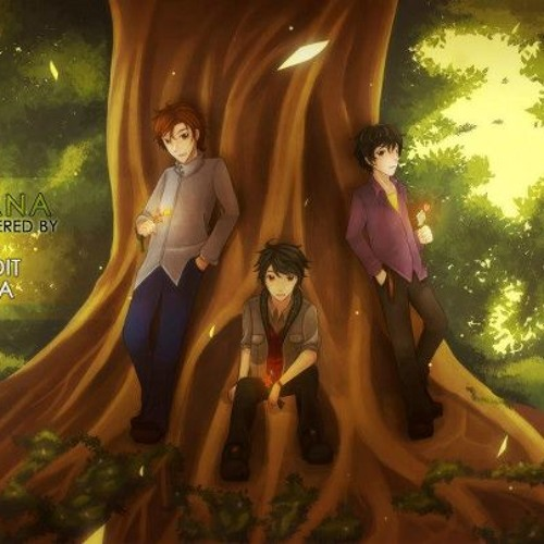 Hana (cover) by : Tze, Radit, & Affa