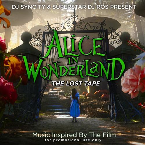 Alice In Wonderland Mix