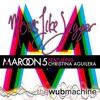 Maroon 5 ft. Christina Aguilera - Moves like Jagger (Wub Machine Remix)