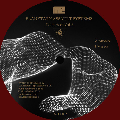 Mote032 :: Planetary Assault Systems - Deep Heet Vol. 3