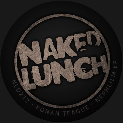 Ronan Teague - Umbriel - out on (Naked Lunch Records)