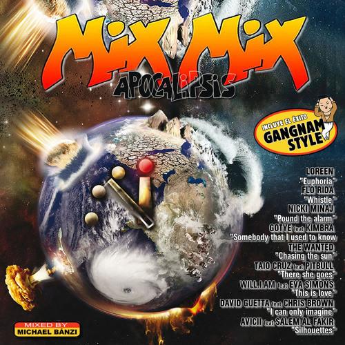 Mix mix 2012 - megamix - by Michael Bánzi