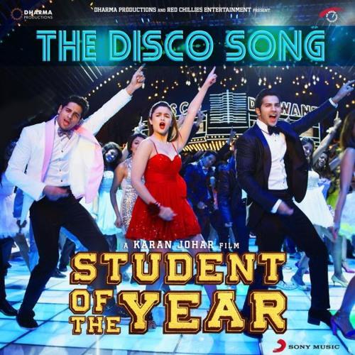 THE DISCO SONG ( STUDENT OF THE YEAR ) DJ PRATIK & DJ ROCKS CLUB MIX TG