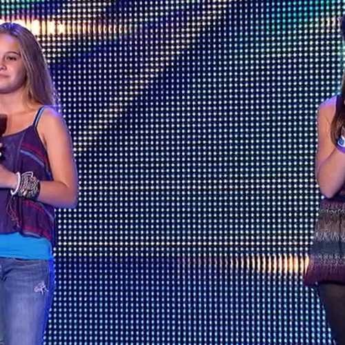 Beatrice Miller & Carly Rose Sonenclar- Pumped Up Kicks - The X Factor USA - Bootcamp #2